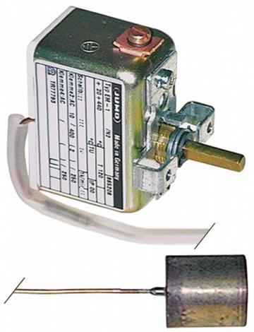 Termostat reglabil 20-500C, 1CO, 10A de la Kalva Solutions Srl