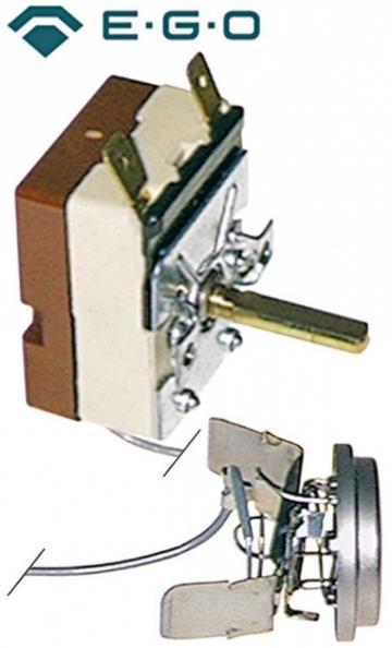 Termostat reglabil 36-114C, 1NO, 16A