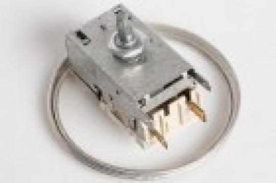 Termostat universal pt. frigider/racitor, -0.5...+4.0C