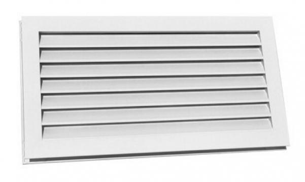 Grila panel Transfer grid for PVC TR-P 400x100mm