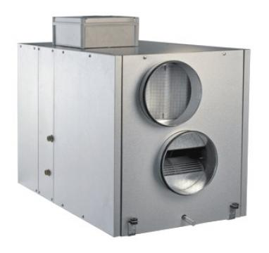 Centrala tratare aer VUT 400 WH EC