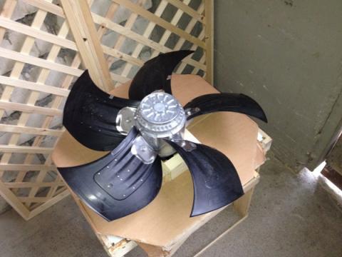 Ventilator axial A6D800-AE05-03