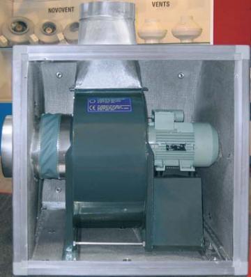 Ventilator centrifugal Box HP450 950rpm 7.5kW 400V