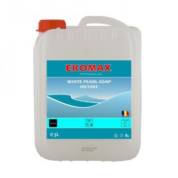 Sapun lichid canistra 5 litri White Pearl Soap de la Ekomax International Srl
