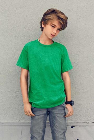 Tricou baieti Youth Fashion Basic Tee de la Top Labels