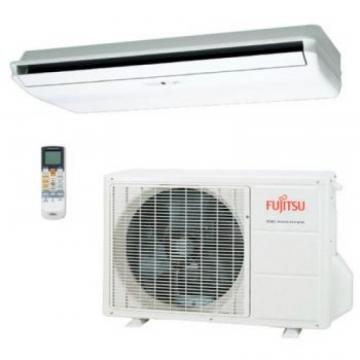 Aer conditionat Fujitsu plafon podea Inverter 30000 BTU de la Sc Celfar Industrial Srl