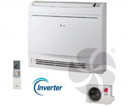 Aer conditionat LG Consola 18000 Btu/h Inverter de la Sc Celfar Industrial Srl