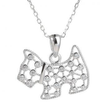 Colier din argint 925% Good Doggo de la Luxury Concepts Srl