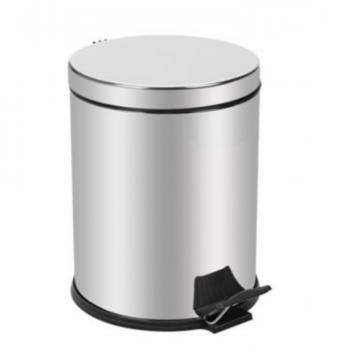 Cos gunoi metalic 20 litri, inchidere soft