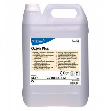 Detergent dezinfectant Oxivir Plus, Diversey, 5L
