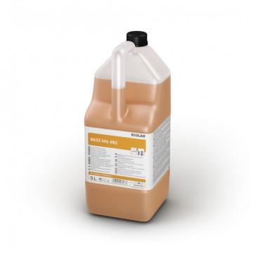 Detergent sanitar alcalin MAXX2 Into ALK, 5L, Ecolab