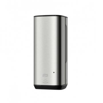 Dozator sapun spuma inox cu senzor, 1L, Tork