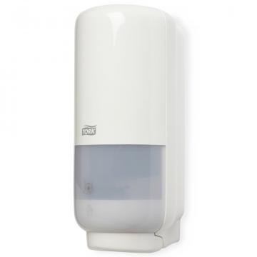 Dozator senzor sapun spuma Tork alb - ABS 1 litru