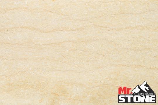 Glaf Limestone SLY vein cut lustruit 124 x 24 x ~1,8cm de la Antique Stone Srl