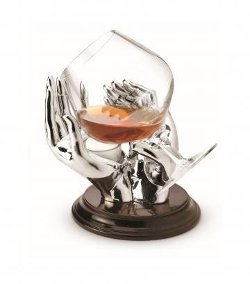Incalzitor de Cognac Chinelli Mani D'Argento de la Luxury Concepts Srl