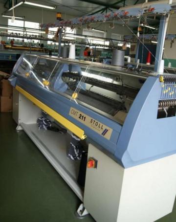 Masina de tricotat de la Leotex Srl