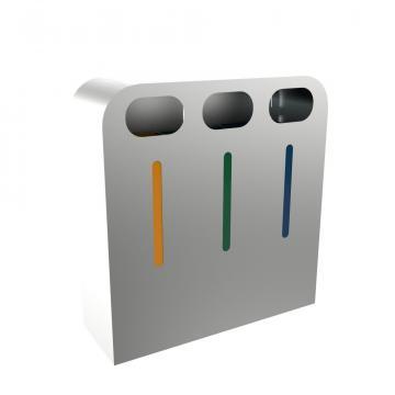 Cosuri de gunoi Pegas SST, 60L, 100L
