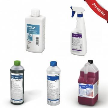Solutii pentru dezinfectare si curatenie Ecolab