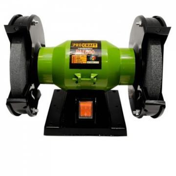 Polizor de banc ProCraft, PAE 600,600W, 150mm, 2950 rpm de la Micul Gospodar