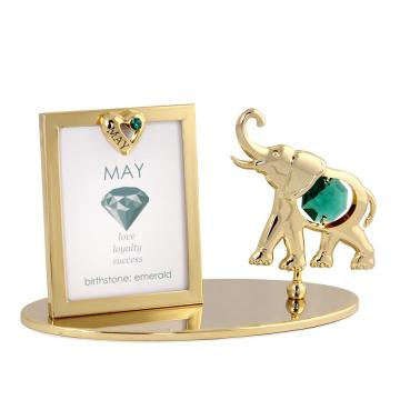 Rama foto Piatra norocoasa - Mai cu cristale Swarovski de la Luxury Concepts Srl