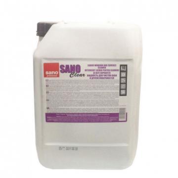 Detergent geam Sano Clear, 10 litri