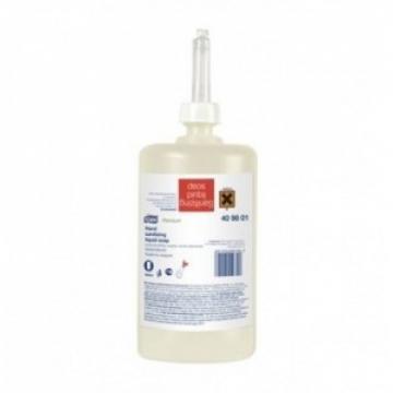 Sapun lichid dezinfectant, 1 litru, Tork