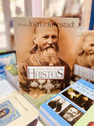 Carte, Viata mea in Hristos Sfantul Ioan de Kronstadt de la Candela Criscom Srl.