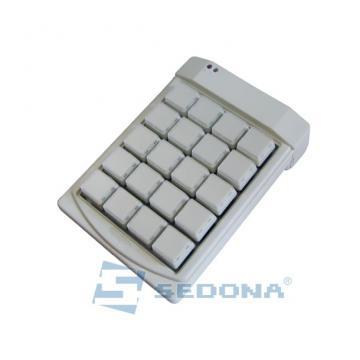 Tastatura Birch PKB 20