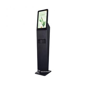 Infokiosk DSD2150AF cu dispenser dezinfectant automat (nu) de la Sedona Alm