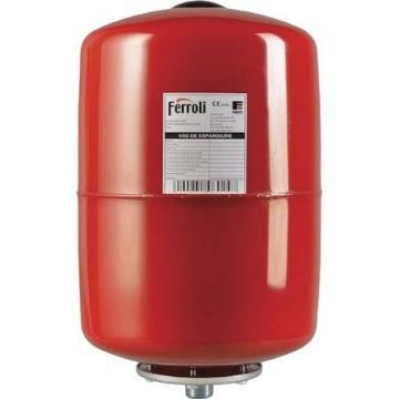 Vas de expansiune vertical Ferroli VEF 35, 35 litri, 10 bar de la Axa Industries Srl