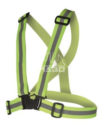 Bretele elastice reflectorizante H8907 Ardon de la Mabo Invest