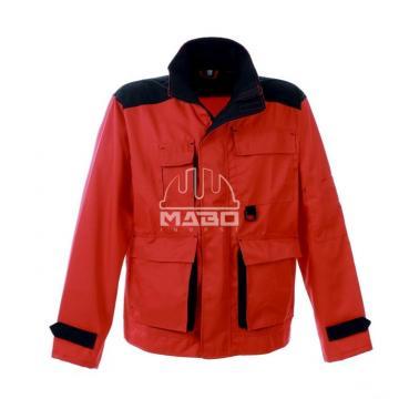 Jacheta de lucru Spektar Lacuna rosu de la Mabo Invest