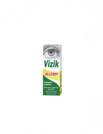 Picaturi de ochi Vizik Allergy de la Farmacia Silva