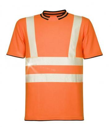 Tricou reflectorizant Signal 2:2 portocaliu - Ardon de la Mabo Invest
