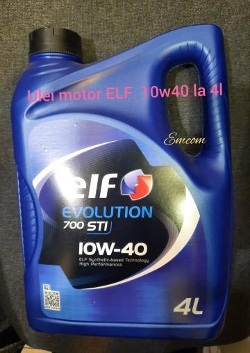 Ulei auto Elf 10w-40 4 litri de la Emcom Invest Serv Srl