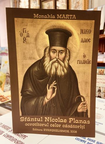 Carte, Sfantul Nicolae Planas - ocrotitorul celor casatoriti de la Candela Criscom Srl.