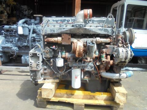 Motor Cummins L10-300 (300 Hp) de la Pigorety Impex Srl