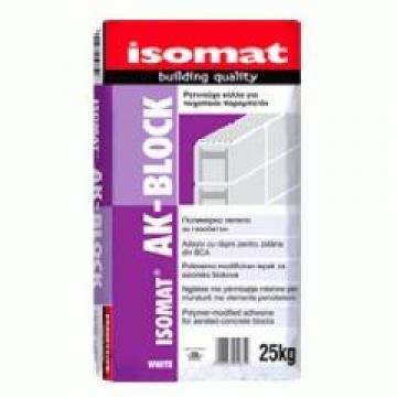 Adeziv pentru placi Isomat AK-Block, Grey 25 kg