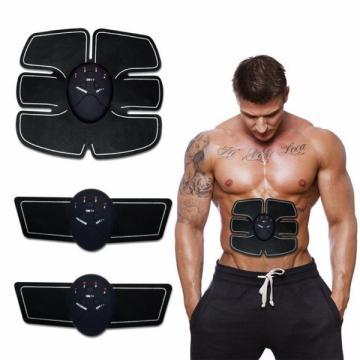 Aparat de electrostimulare musculara Six Pack EMS Mobile Gym de la Www.oferteshop.ro - Cadouri Online