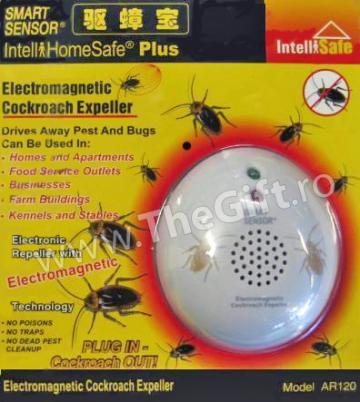 Aparat electromagnetic antigandaci
