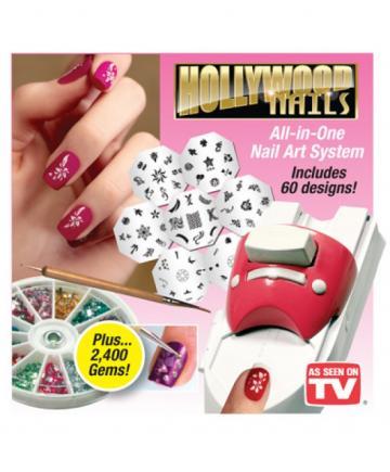 Aparat pentru decorat unghii Hollywood de la Preturi Rezonabile
