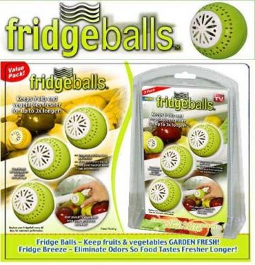 Bile pentru prospetime in frigider Fridge Balls de la Www.oferteshop.ro - Cadouri Online