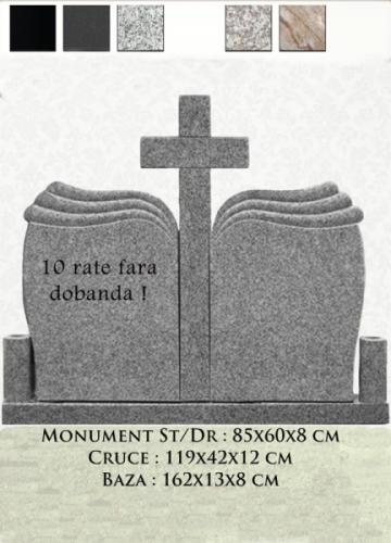Cruce granit WSD 40 de la Casa Funerara Eva Srl