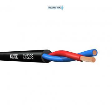 Cablu boxe Klotz LY225S de la Sc Rolling Serv Srl