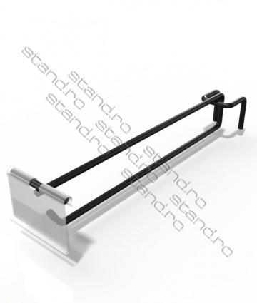 Carlig simplu pentru teava rectangulara 0914 de la Rolix Impex Series Srl