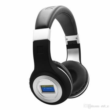 Casti wireless cu Ecran LCD si Bluetooth stereo wireless