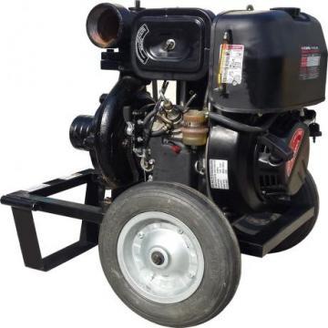 Motopompa de presiune DWP 188 K4 cu motor Kama, diesel de la Tehno Center Int Srl