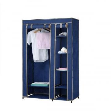 Dulap dublu portabil pentru haine de la Preturi Rezonabile