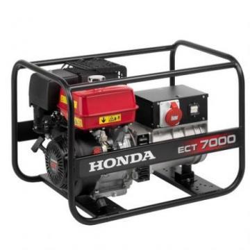 Generator de curent electric trifazat Honda 7 ECT 7000 GV de la Tehno Center Int Srl