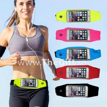 Husa de telefon si accesorii, pentru sportivi